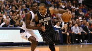 Magic say Jameer Nelson has a strained patellar tendon