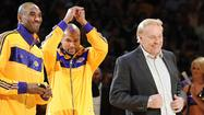 NBA TV will join the Time Warner Cable SportsNet and TWC Deportes in offering live coverage of the services for former Los Angeles Lakers owner Jerry Buss at 3 p.m. PST on Thursday.