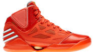 2012 All-Star game and rest of 2012 season: Adidas Adizero Rose 2.5 orange
