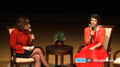 Chicago Live! Jenniffer Weigel interviews Amy Dickinson