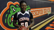 Reservoir junior Zelor Massaquoi admits to being only 5 feet 5 1/2 inches tall, but she can outmaneuver much taller opponents and leads the Howard County girls basketball league in rebounding. Her tenacity emerges all over the court as she averages 12.6 points, 10.1 rebounds, 2.4 assists and 2.9 steals for the No. 13 Gators (16-3), who open the Class 3A East regional playoffs Monday night at home.