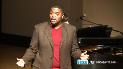 Chicago Live! A song from Bernard Holcomb