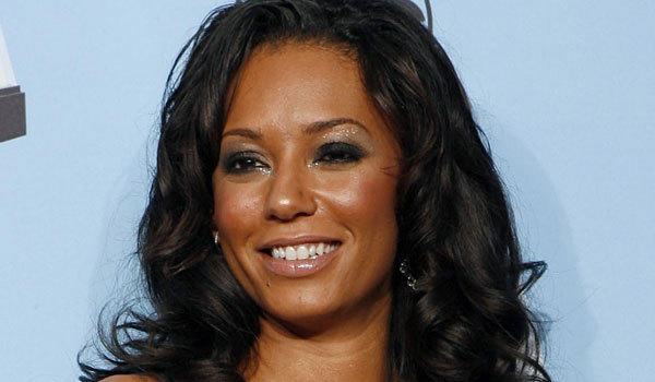 Melanie Brown (a.k.a. Scary Spice) in 2007