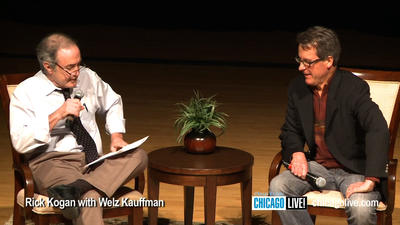 Chicago Live! interview with Ravinia CEO Welz Kauffman