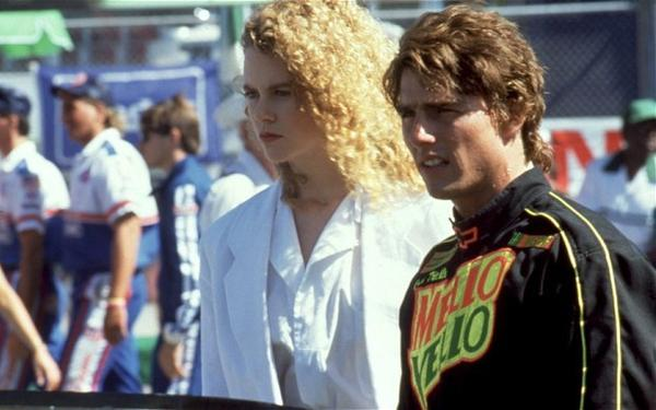 I'll be honest: the most exciting thing about this NASCAR movie was the inclusion of a new song from Guns N' Roses during the height of their fame. But the racing footage was fairly cool, if unrealistic, plus we got to see Nicole Kidman pretty up the screen.<br><br> --Brian Moore