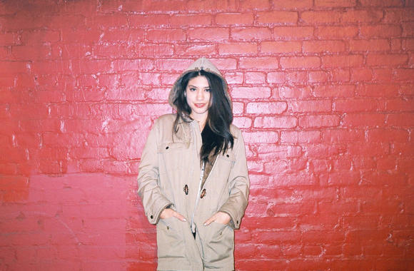Edrina Martinez, who records as Astronautica