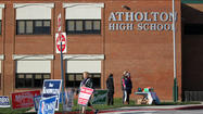 Atholton High School evacuated after bomb threat