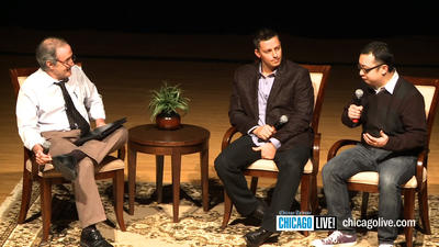 Chicago Live! interview with Kevin Pang and Curtis Duffy