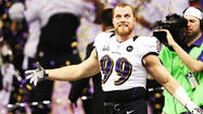 Paul Kruger probably a luxury Ravens can't afford
