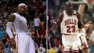 It's bad luck that we'll never get to see Michael Jordan play against LeBron James in their primes. With MJ turning 50 earlier this week, we got to relive Jordan's greatest hits on every platform imaginable.