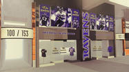 The four new LED boards will give Ravens' fans constant updates of out-of-town scores and fantasy football stats, along with different vantage points on replays. Two new high-definition boards will greet those who enter M&T Bank Stadium from Gates A or D, showing live game broadcasts and Ravens' highlights.