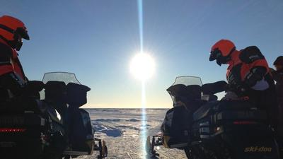Day 5: Nome Restart Opens Final Leg of 2013 Iron Dog