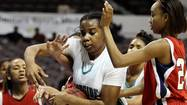 Woodside girls left standing with 54-45 win over Grassfield