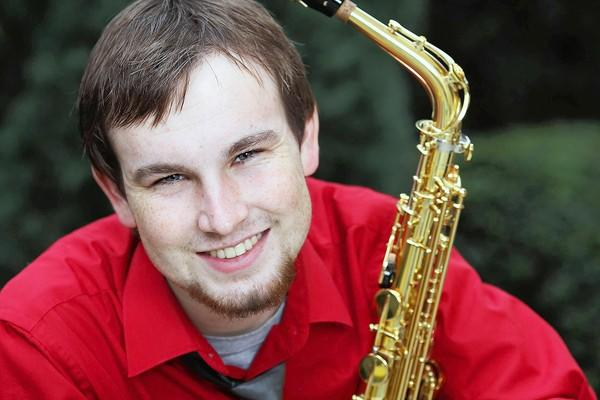 Marc Harris, 17, of Costa Mesa won the 2013 Herb Alpert Young Jazz Composer Award.