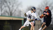 Lacrosse Q&A: Mount St. Mary's senior attackman Andrew Scalley