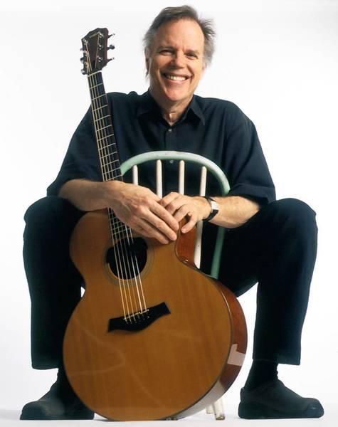 Guitarist Leo Kottke.