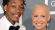 Wiz Khalifa and Amber Rose welcome a new baby boy
