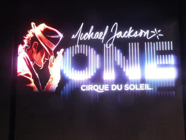 """Michael Jackson One,"" a new Cirque du Soleil production, is set to officially open in June at Mandalay Bay in Las Vegas."