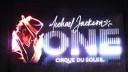Las Vegas: New Cirque show will draw inspiration from King of Pop