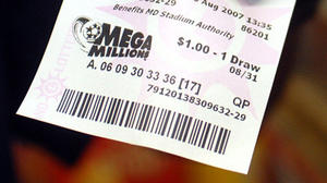 Mount Airy woman wins $26 million Mega Millions jackpot