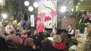 Love bloomed at the Laguna Nursery's Valentine's Day Cabaret on Saturday night.