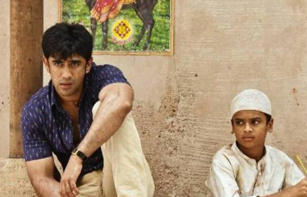 "In ""Kai Po Che,"" Amit Sadh, left, is one of three pals who open a sports shop/cricket academy."