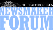 VIDEO Newsmaker Forum - Maryland's Death Penalty