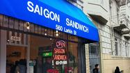 Saigon Sandwich