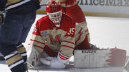 You would have to think Ryan McKay was born to be a goalie.