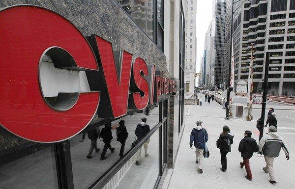 A CVS store in Chicago.