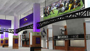 VIDEO Ravens upcoming stadium improvements
