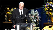 Phil Jackson won five championships and advanced to two other NBA Finals while coaching the Lakers for owner Jerry Buss.
