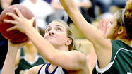 South Hagerstown Smithsburg girls basketball