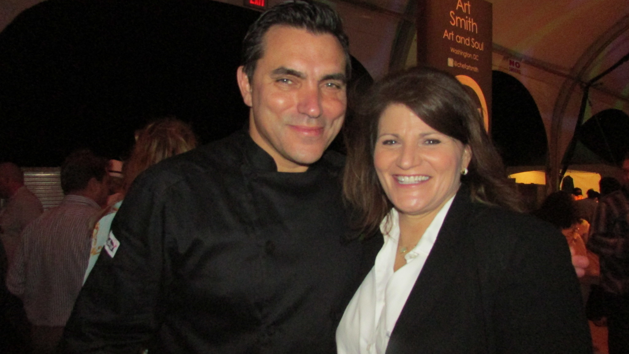Celeb-spotting at SoBe Wine and Food Festival - Celebrity chefs at Moet Hennessy