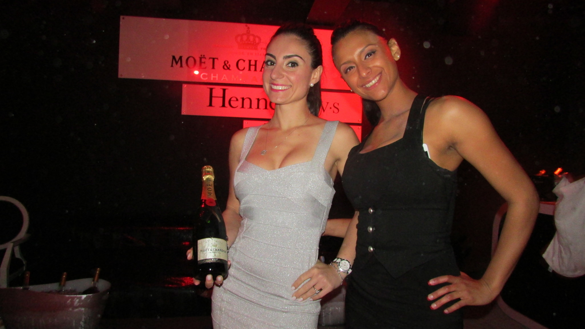 Spot your friends at SoBe Wine and Food Festival - Moet Hennessy