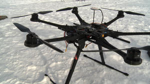 UAVs Turn Alaska Search and Rescue Groups' Eyes to Skies
