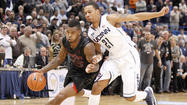 UConn Men's Notebook: Calhoun Was Injured, But Didn't Want To Sit