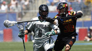 Maryland insists Saturday's game vs. Loyola is not about seeking revenge