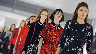 London and Milan Fashion Week highlights
