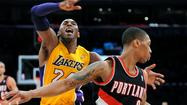 The Lakers (26-28) host the Portland Trail Blazers (25-29) on Friday night at Staples Center.