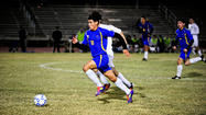 BRAWLEY — A week after the Brawley Wildcats ended a nine-year drought between league titles, their season came to an end Thursday night with a 3-1 loss to Olympian High in the first round of the CIF San Diego Section Division III boys' soccer playoffs.