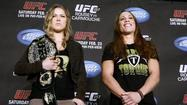 Ronda Rousey, Liz Carmouche have final words