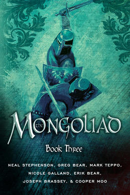 The Mongoliad Book Three Cover Art