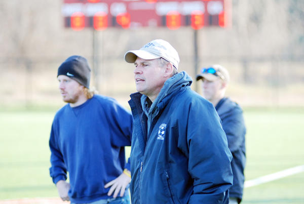 Former Petoskey High School boys and girls soccer coach Scott Batchelor is one of six members to be inducted into the Michigan High School Soccer Coaches Association inaugural Hall of Fame class today, Friday, at the Detroit-Southfield Marriott. Batchelors teams went a combined 609-240-83 as he coached the boys from 1983-2009, and the girls from `94-2009.