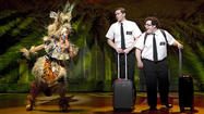 Pantages 2013-14 menu offers 'Once,' 'Mormon' and three by Webber