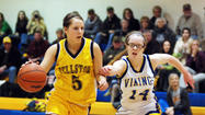 ALANSON — Kelly Lewis scored a game-high 16 points for Pellston in a non-league 38-18 win over Alanson on Thursday.