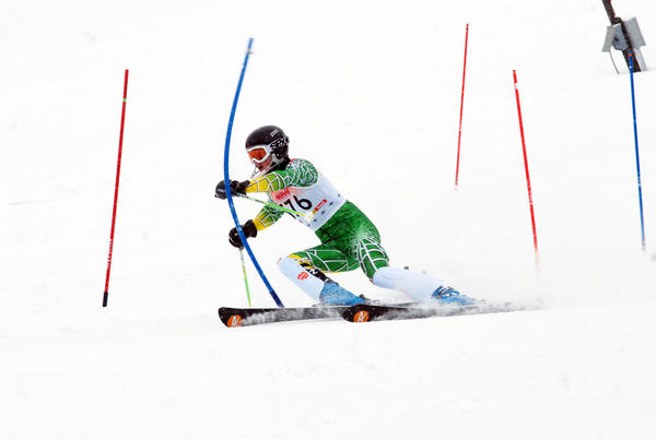 Petoskey senior Matt Dankert and the Northmen boys ski team will look to claim a third-straight Division II state title Monday at Marquette Mountain.