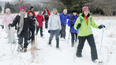 Make tracks: Saturday snowshoeing events take advantage of winter weather
