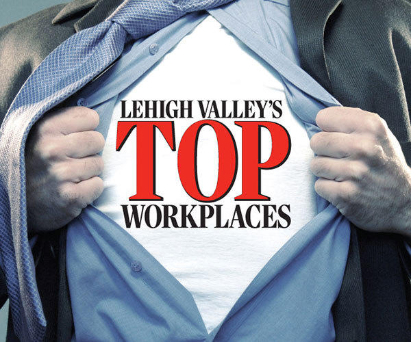 The Lehigh Valley's Top Workplaces 2012