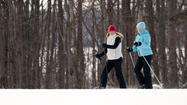 If looking to snowshoe Northern Michigan woods with family and friends then look no further, today is your day.